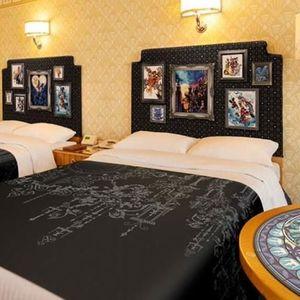 第二次キーブレード戦争 ディズニーアンバサダーホテル「キングダムハーツ」キンハールーム争奪戦が開催