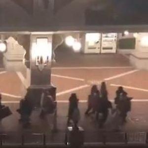 【ディズニー動物園】ワンマンラス日の徹夜組、移動で悲鳴と怒鳴り声を出しホテル宿泊者が起こされ苦情