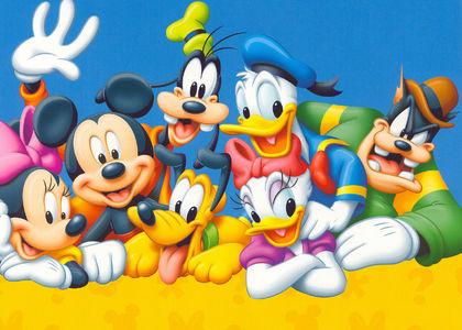 可愛い Disneyディズニーキャラクター Pcデスクトップ壁紙 画像