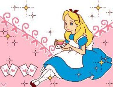 不思議の国のアリス(Alice in Wonderland)♠PCデスクトップ壁紙