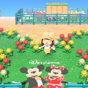 【あつ森】ディズニー完全再現!!夢の国を作るクリエイターがすごい【マイデザイン】