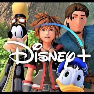 Disney+でKHアニメ化!? #キングダムハーツ #ディズニープラス HKアニメ化と勘違いも