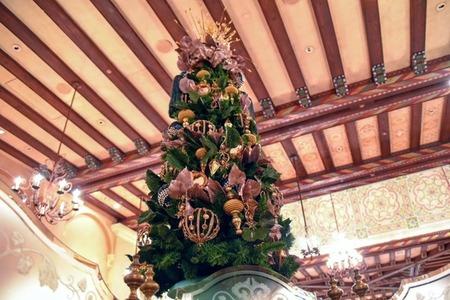 カナレットのクリスマスメニュー