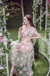 ルパンの娘 真珠さんのドレス